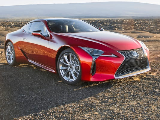 Review Lexus Lc 500 Offers Stunning Looks And More