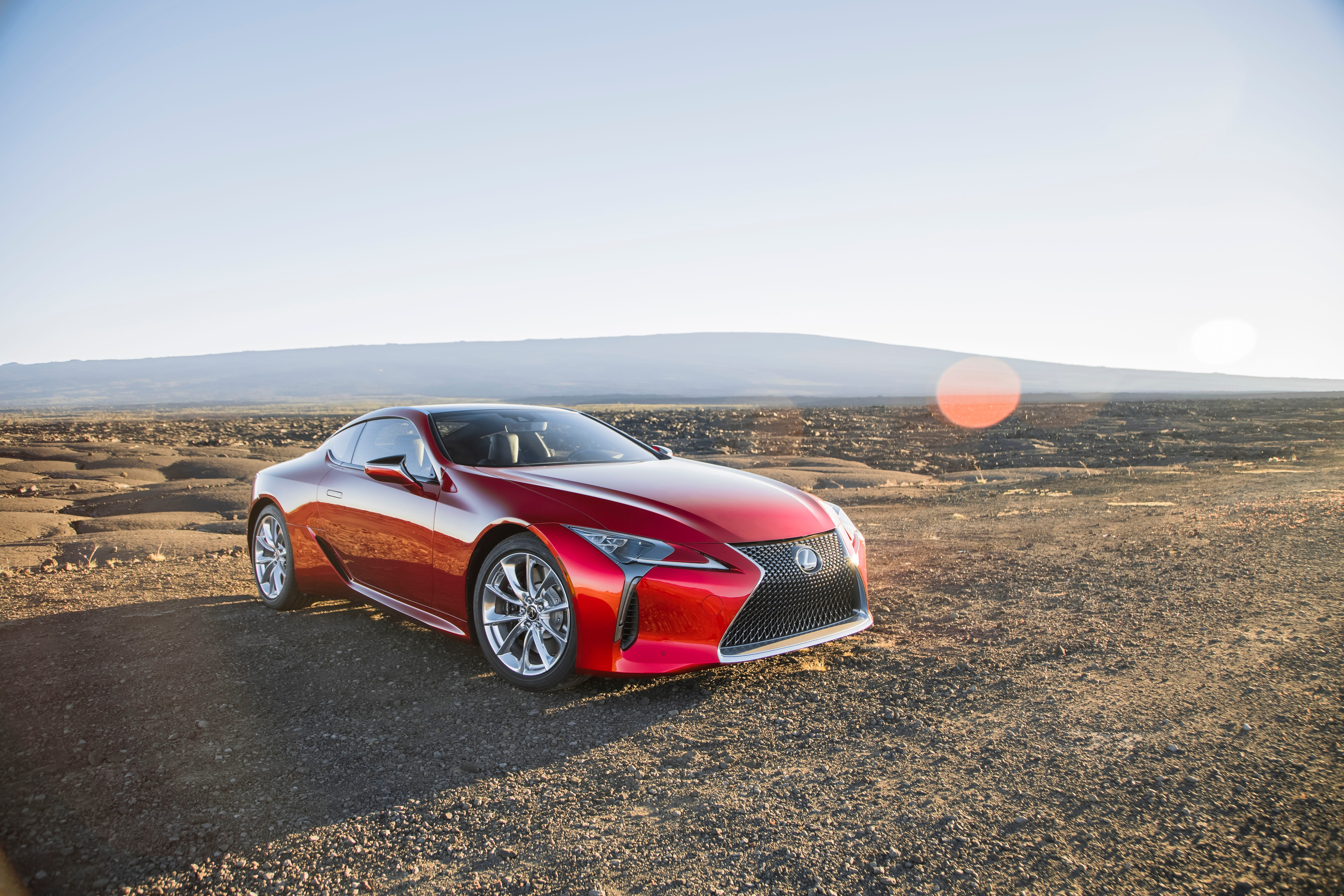 Review: Lexus LC 500 Offers Stunning Looks, Impressive Power