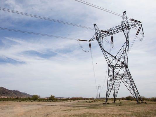 Summer electricity demand