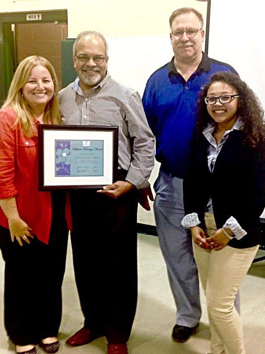 BG Hispanic Heritage Award