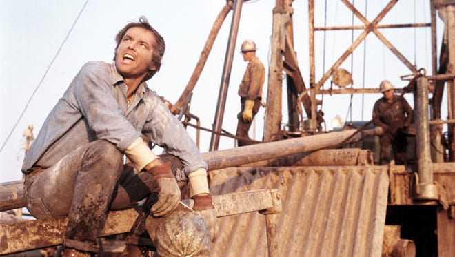 "Jack Nicholson in a scene from ""Five Easy Pieces."""