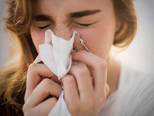 Tis the Season for Sneezin