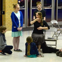 "The Sheboygan Theatre Company will present ""The Sound of Music"" beginning this weekend at the Leslie W. Johnson Theatre."