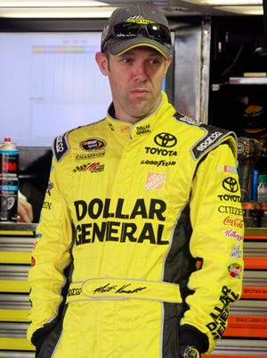Sprint Cup Series driver Matt Kenseth says he feels bad for  his mistake at Martinsville that left Kevin Harvick on the brink of title elimination.