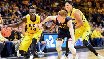 Leistikow: Iowa's roller-coaster season hits a dip