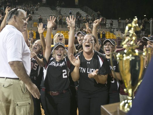 Take a look back at the schools that have won titles in high school softball in Arizona since 1985, listed in order of championships.