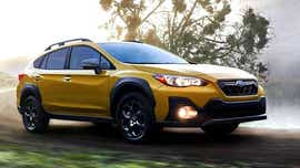 Test Drive column: 2021 Subaru Crosstrek