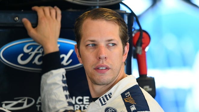 Brad Keselowski, the 2012 Sprint Cup titlist, said of the crazy shifts during the New Hampshire race: 'You're never really out of it until it's over.'