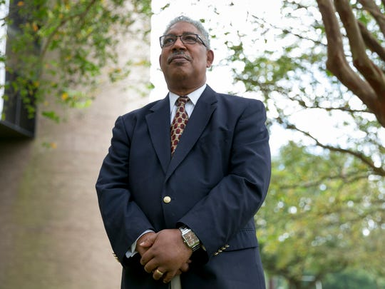 Dr. Ray Belton, chancellor of the Southern University