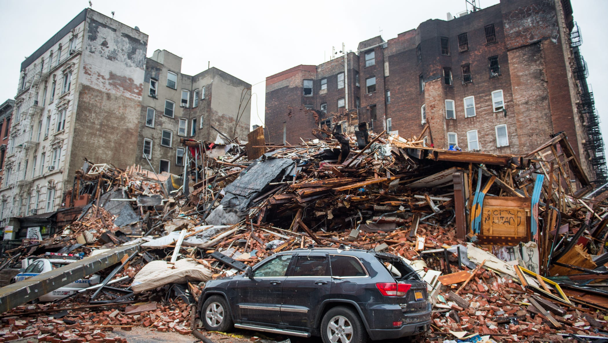 Building Owner Charged In Nyc Explosion That Killed 2 Injured Dozens