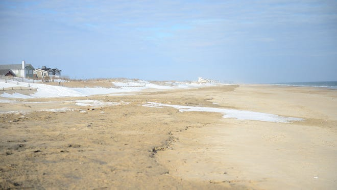A file photo of Fenwick Island's beach.