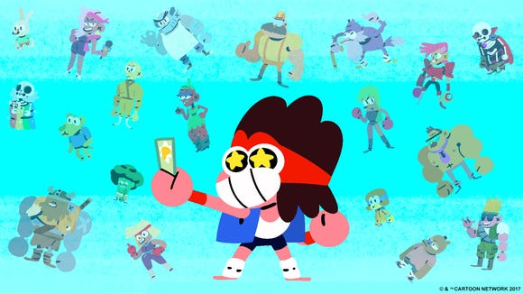 K.O. is a young hero looking to protect their town from the evil Lord Boxman.