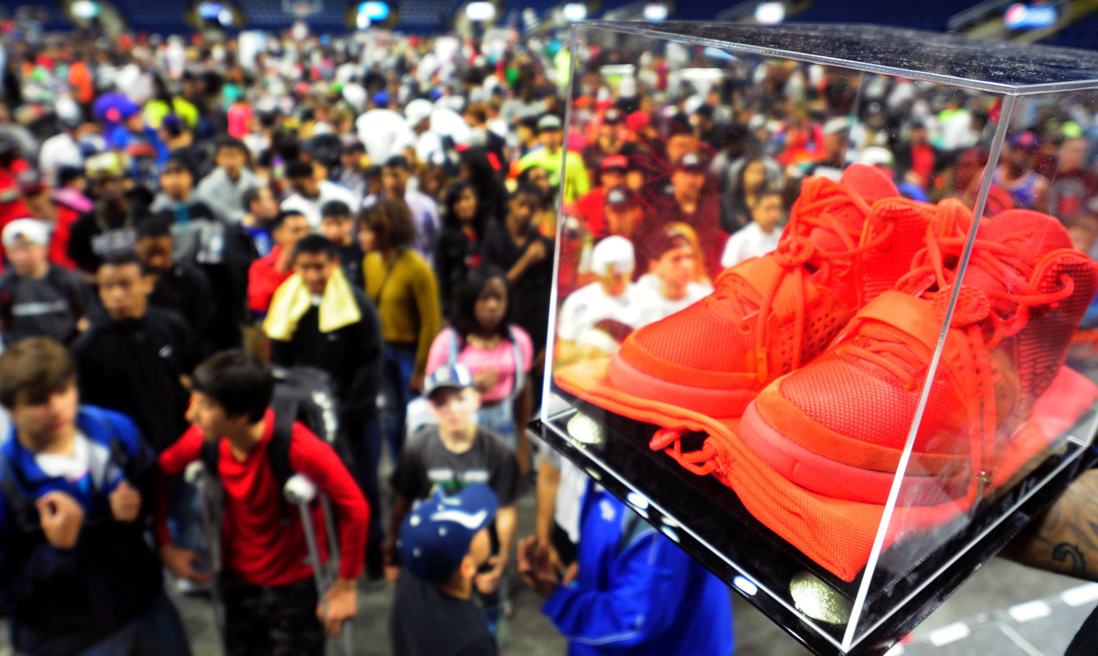 How sneakerheads are changing Nike, Addias