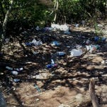 Litterbugs temporarily close two Haulover Canal access points
