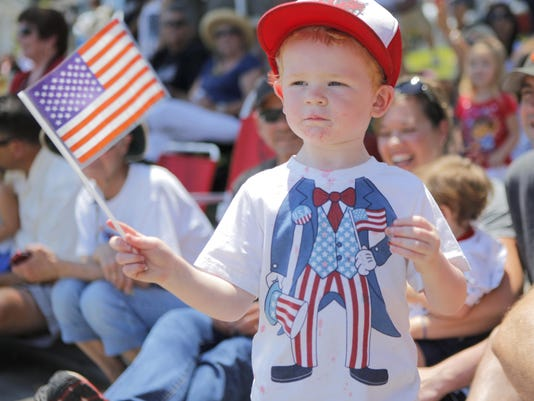Spreckels 4th of July Parade