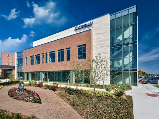 The newly constructed Barbara Ann Karmanos Cancer Institute at McLaren Port Huron