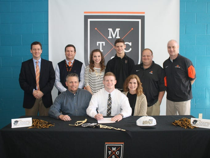 National Signing Day Midstate Athletes