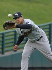 Scranton/WB shortstop Gleyber Torres is the Yankees No. 1 prospect.