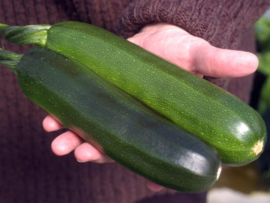 Need help dealing with all that zucchini?