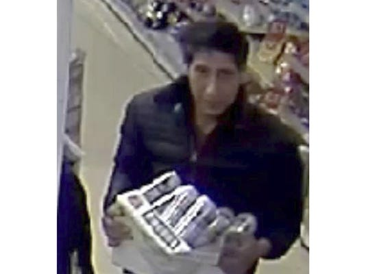 Britain David Schwimmer Lookalike