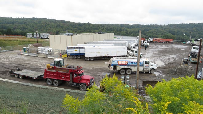 The XNG compressor/filling station in Forest Lake Township, Pennsylvania operates 24 hours a day, 7 days a week 365 days a year.