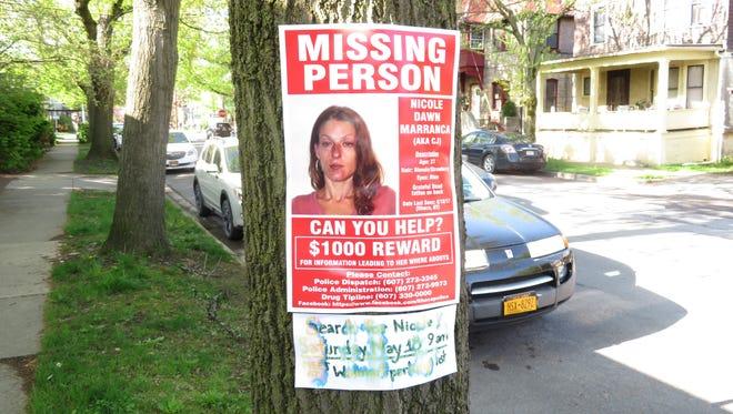 Nicole Marranca has been missing since August 18.