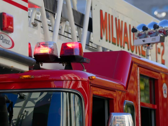 Car crash, fire kills driver on State Highway 145 in Milwaukee