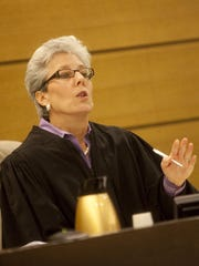 Superior Court Judge Jan Jurden