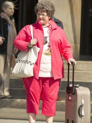 Melissa McCarthy is Susan Cooper, a CIA analyst who