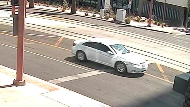 Officials are urging anyone with information about the hit-and-run to contact the Phoenix Police Department.