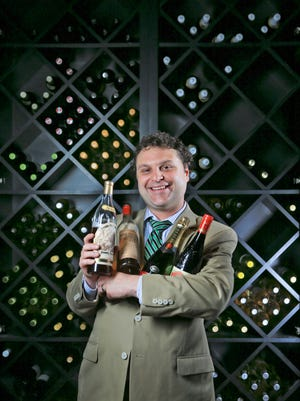As general manager of the Bristol Bar & Grille downtown, T. J. Oakley expects to see his wine cellar empty out during the madness of the Kentucky Derby rush.