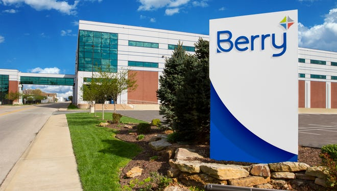 Berry Global celebrates its 50th anniversary in Evansville this year.