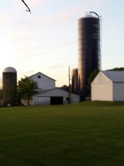 Nathan J. 'Mickey' Donnelly Jr.'s Lounsberry farm was