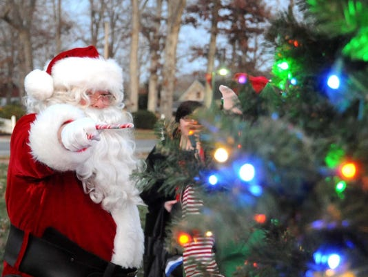 1108 Saw Mill Park - Tree Lighting -