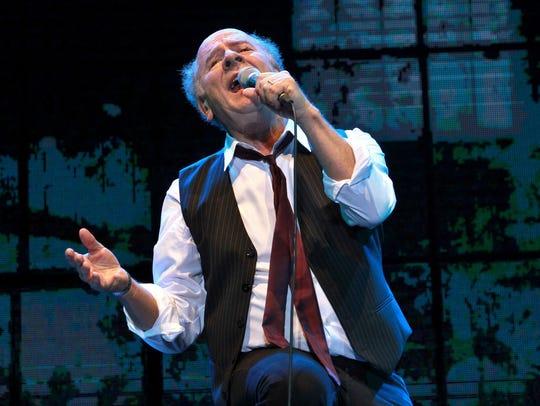 Art Garfunkel will perform a solo show at 8 p.m. Jan. 18 at the Bijou Theatre.