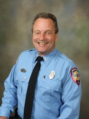 Kenneth Richmond, am engineer with Murfreesboro Fire Rescue Department, retired last week after 32 years on the force.