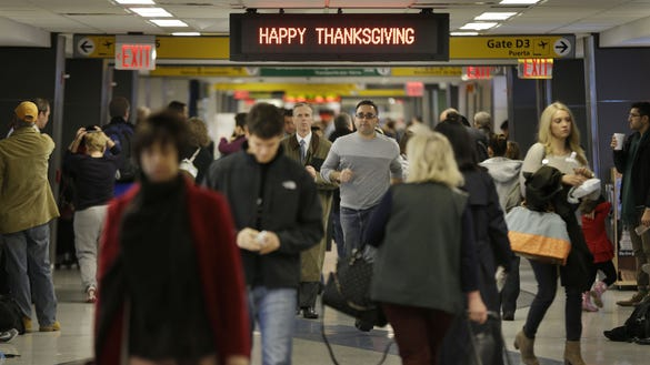 AP Holiday Travel