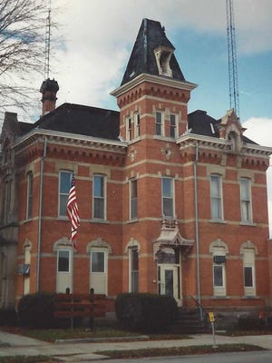 The old jail in Bucyrus.