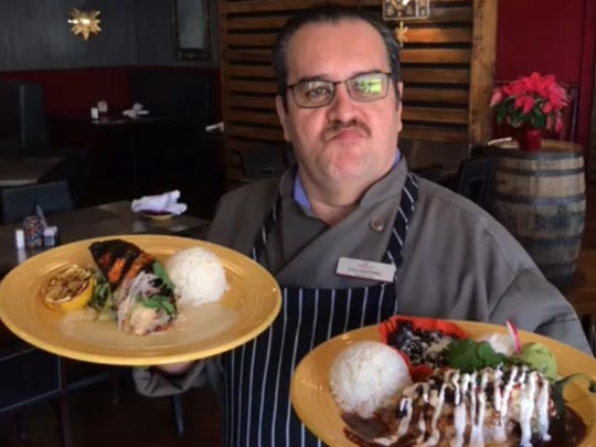 Luis Martinez is executive chef at La Cosecha Modern Cocina at Crowne Plaza Ventura Beach Hotel, where a three-course meal is planned for Easter-Sunday diners.