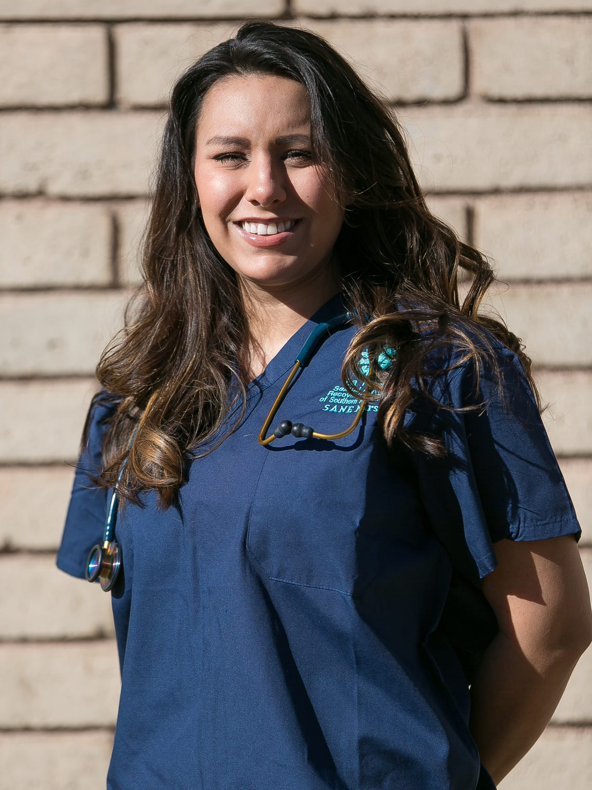 Ashley Sveum, La Piñon nurse