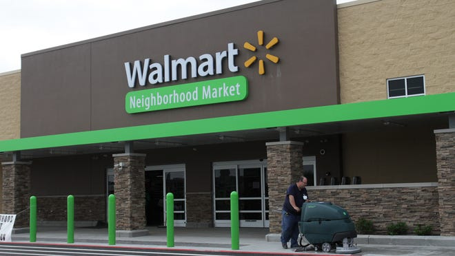 Springfield currently has four Walmart Neighborhood Market grocery stores. The proposed location for the fifth, at Campbell and Grand near downtown, has generated opposition in the community.