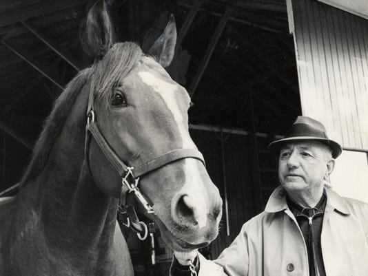 1968 DERBY WINNER FORWARD PASS AND HENRY FORREST
