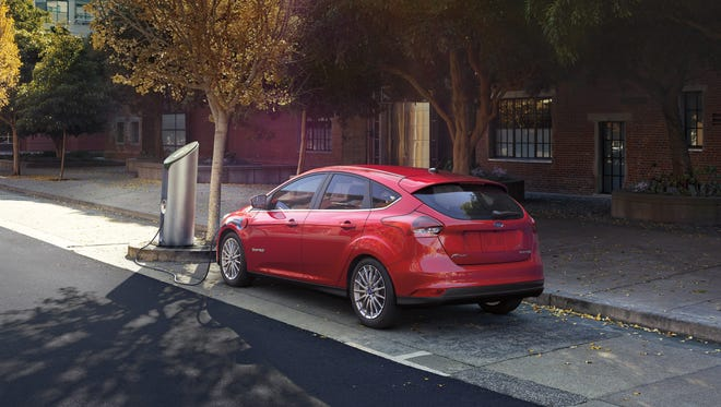 Ford Focus Electric will get 100 miles per charge