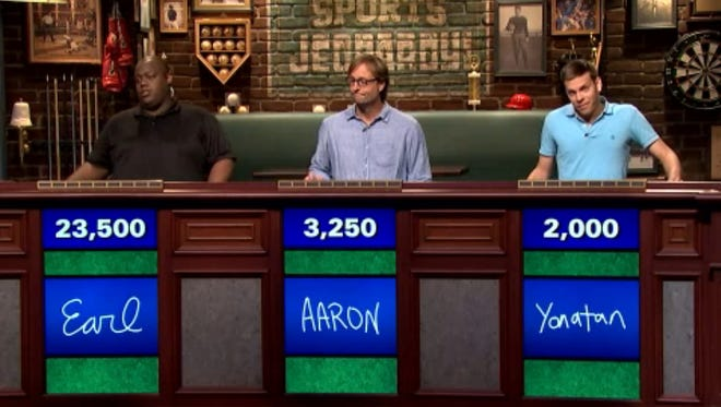 """I was fully in control in my third """"Sports Jeopardy!"""" win, but an earlier question discrepancy may have turned the momentum in my favor."""