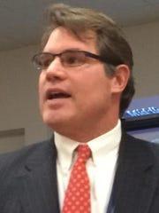 Middletown Superintendent of Schools William George