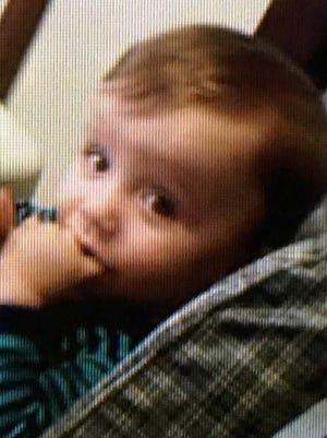 Michigan State Police released this photo of Jayden Harris, 2.