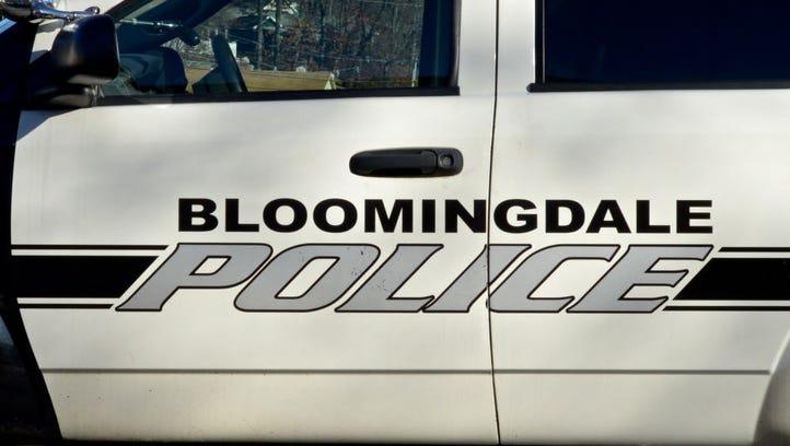 A Bloomingdale, NJ. Police car.