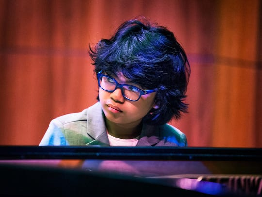 Jazz pianist Joey Alexander performs Thursday at the Germantown Performing Arts Center.