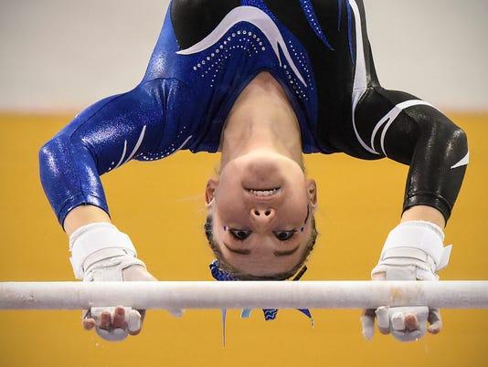 Sartell State Gymnastics 1