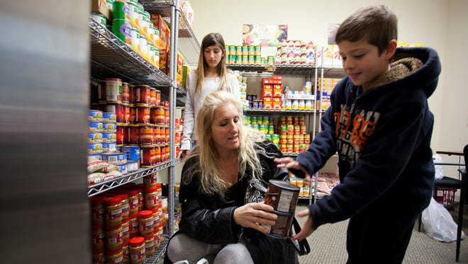 Second Harvest provides food to families in need through a network of more than 450 nonprofit partner agencies.